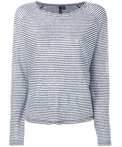 Woolrich | Salt Stripe Top Size Large