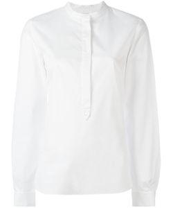 Vanessa Bruno   Mandarin Neck Shirt 36 Cotton