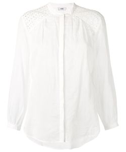Closed | Broderie Anglaise Panel Shirt