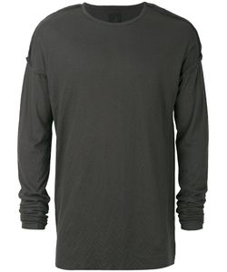 THOM KROM | Inverted Seam Crew Neck Top Men