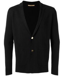 Nuur | Blazer-Inspi Cardigan 50 Cotton/Linen/Flax