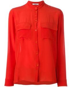 Cacharel | Mandarin Neck Shirt 42