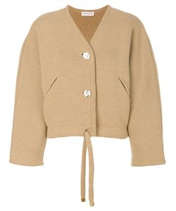 Veronique Leroy | Knitted Cropped Jacket Women