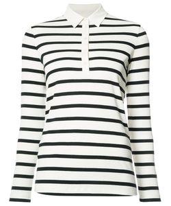 Bogner | Striped Polo Shirt 38 Cotton