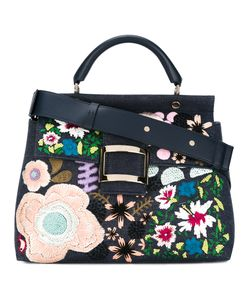 Roger Vivier | Tote Cotton/Paper/Leather/Metal Other