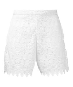 Perseverance London | Lace Detail Shorts Size 6