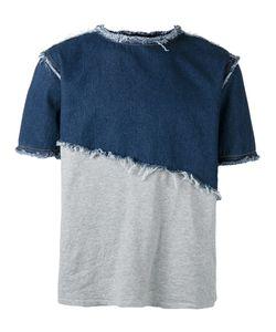 Andrea Crews   Fleeco T-Shirt Large Cotton