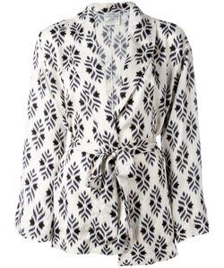 Forte Forte | Belted Silk Blazer Iii Silk