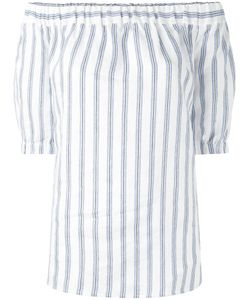 Michael Michael Kors | Off-Shoulder Striped Top