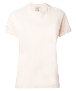 Sandrine Rose | Embroidered T-Shirt Xs