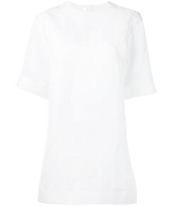 Calvin Klein Collection | Side Slits T-Shirt