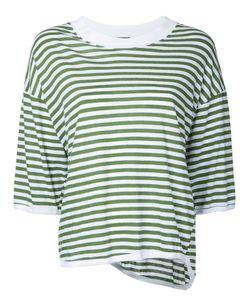 Bassike | Striped Top