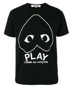Comme des Gar ons Play | Comme Des Garçons Play Printed T-Shirt