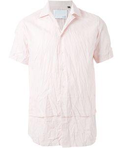 MATTHEW MILLER   Amarillo Unstructured Collar Short Sleeve Shirt Men