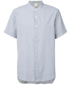 BALDWIN | Mandarin Collar Shirt S