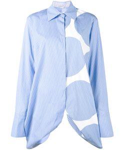Stella Mccartney   Manuela Multi-Print Shirt Size 38