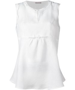 Hemisphere | Sleeveless Top Large Linen/Flax
