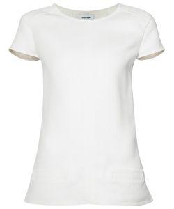 Courreges | Courrèges Hem Detail T-Shirt Size