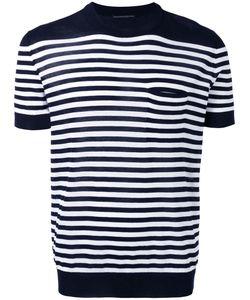 Ermanno Scervino | Striped Knit T-Shirt