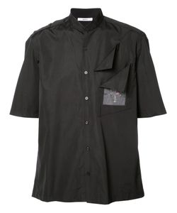AGANOVICH | Chest Patch Shirt 52 Cotton
