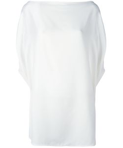 Jil Sander | Boat Neck Shift Blouse