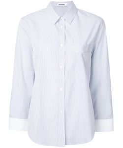 Jil Sander | Striped Chest Pocket Shirt Size 40