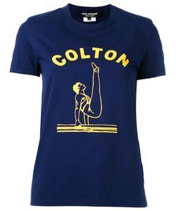 JUNYA WATANABE COMME DES GARCONS | Junya Watanabe Comme Des Garçons Printed T-Shirt Size Small
