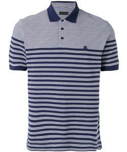 Z Zegna | Striped Polo Shirt
