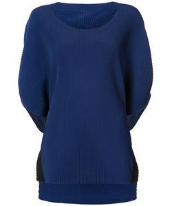Issey Miyake | Ribbed Knit Top Size