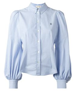 Marc Jacobs | Chest Logo Embroide Shirt 4 Cotton