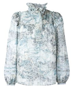 Marc Jacobs | Ruffle Collar Blouse 6