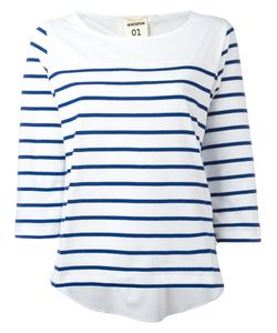 Semicouture | Striped Longlseeved T-Shirt Size Large