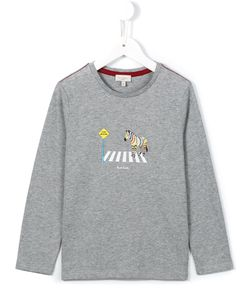 Paul Smith Junior | Zebra Crossing T-Shirt 12 Yrs