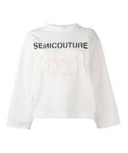 Semicouture   Cody Sweatshirt Size Small