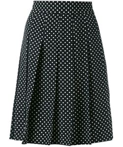 Marc Jacobs | Pleated Polka-Dot Skirt