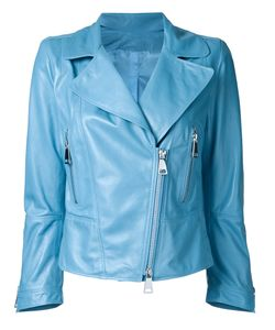 Sylvie Schimmel | Zip Up Jacket 38 Nappa Leather
