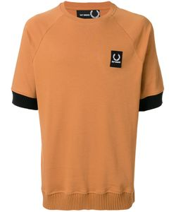 Raf Simons X Fred Perry | Contrast Cuff T-Shirt Men