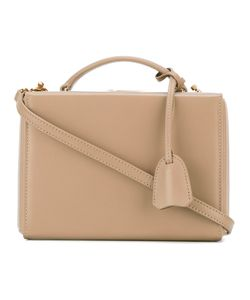 Mark Cross | Padlock Closure Shoulder Bag Leather