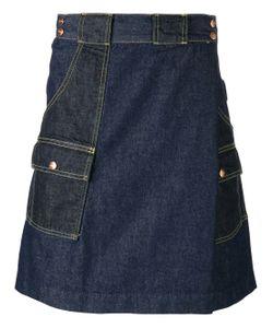 GANRYU COMME DES GARCONS | Wrap Front Shorts