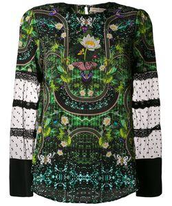 Piccione•Piccione | Piccione. Piccione Embroidered Blouse Women