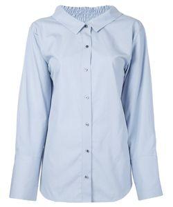 LE CIEL BLEU | Spread Collar Shirt Size