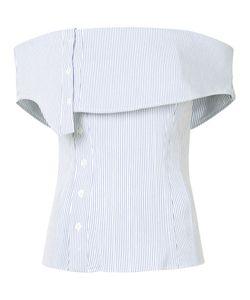 Monse | Striped Corset Top