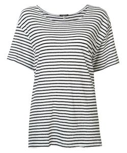 R13 | Striped T-Shirt Size Small