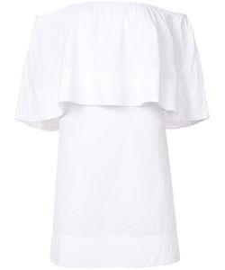 A PIECE APART | Платье С Открытыми Плечами И Оборками