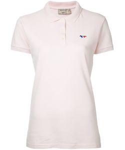 Maison Kitsune | Maison Kitsuné Embroidered Fox Polo Shirt