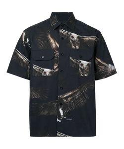 Yoshio Kubo | Рубашка С Принтом Орлов