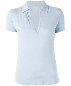 MAJESTIC FILATURES   Classic Polo Top Size 4