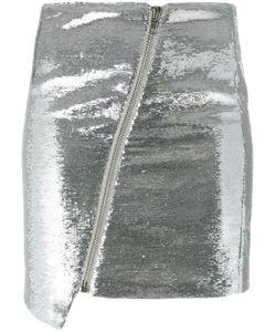 Zoe Karssen | Sequinned Skirt Size Xs Polyester/Polyethylene Terephthalate