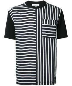 Mcq Alexander Mcqueen | Multi Stripe T-Shirt