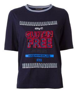 Muveil | Gluten Free Print T-Shirt 38 Cotton